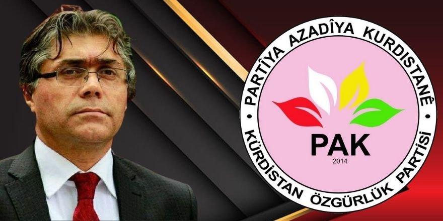 PAK Genel Başkanı Mustafa Özçelik: PAK'ın 7. Yılı Halkımıza Kutlu Olsun