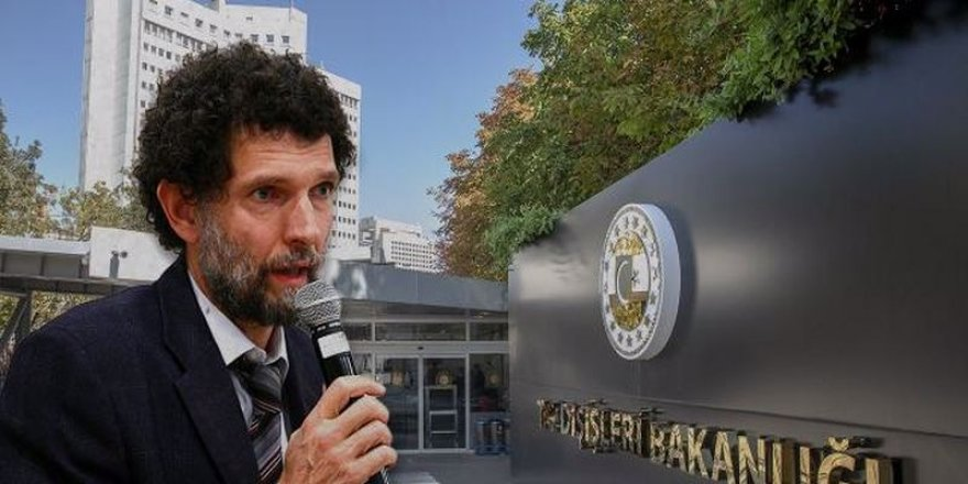 'Kavala' çağrısı... 10 ülkenin büyükelçileri Dışişleri'ne çağırıldı