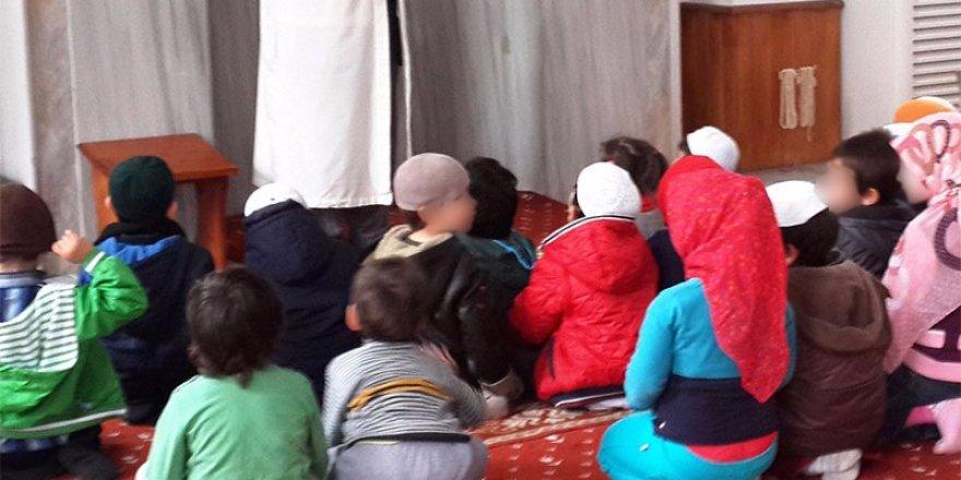 Kuran kursu hocasından kız çocuklarına taciz iddiası