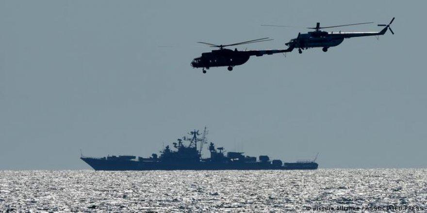 ABD'den Karadeniz'de Rusya'ya karşı eylem çağrısı