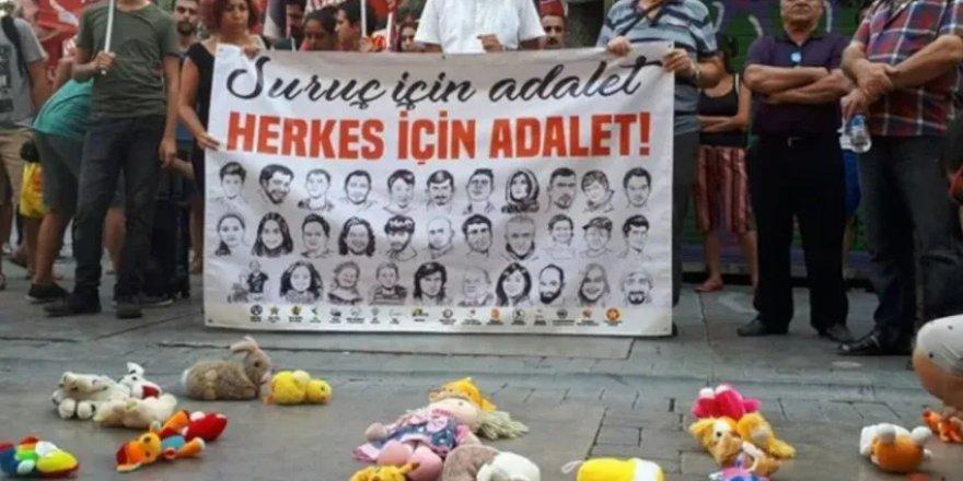 Suruç Davası: Yakup Şahin'e 34 kez ağırlaştırılmış müebbet hapis cezası