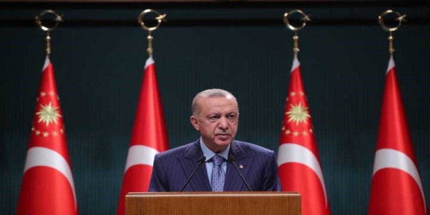 """Erdoğan'dan """"Büyükelçi"""" açıklaması: Niyetimiz kriz çıkarmak değil"""