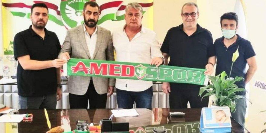 Amedspor, teknik direktör Mesut Toros ile yollarını ayırdı