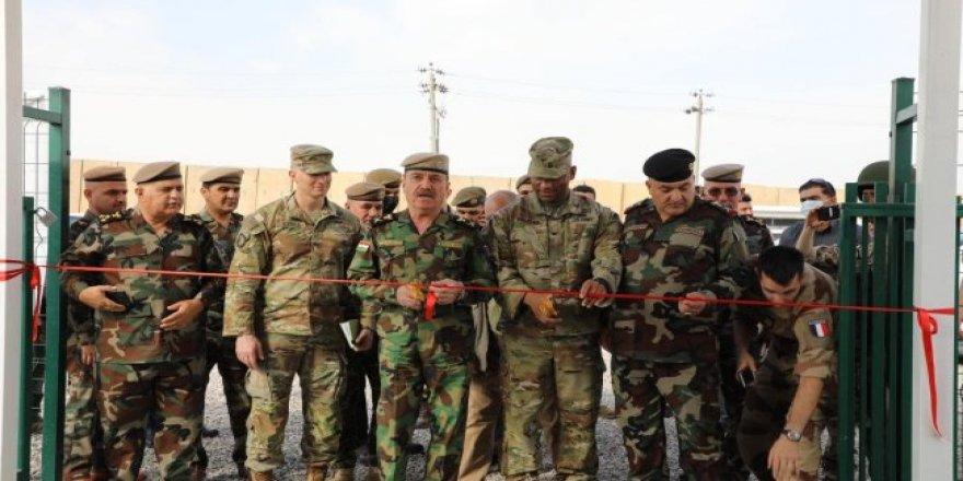 ABD, Haris Kampı'nı Peşmerge'ye teslim etti