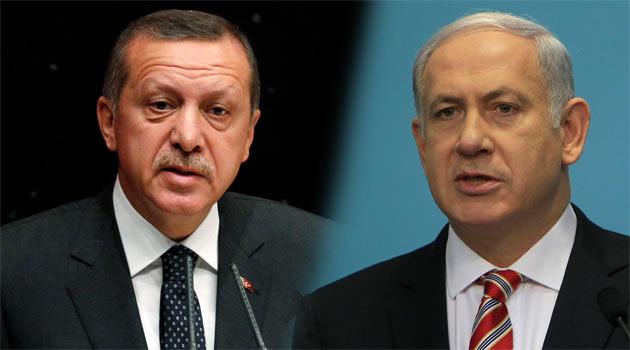 Netanyahu'dan Erdoğan'a:Kürt köylerini bombalayanlardan..