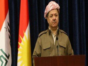 Barzani'den Ürdünlü pilot için taziye mesajı