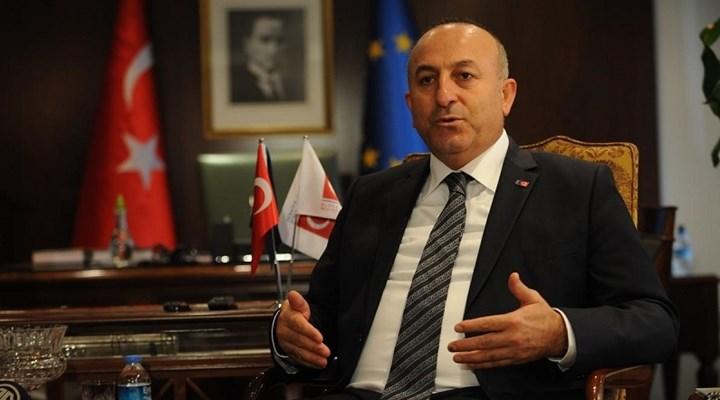 Çavuşoğlu: Afrin'e girmemiz için kriter, tehdit mi değil mi?