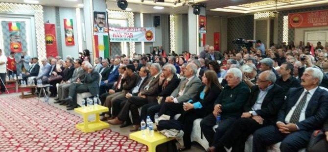 HAK-PAR'ın yeni başkanı: Refik Karakoç