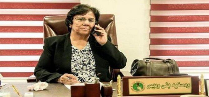 YNK Politbüro Üyesi Wesfiye Benî Weys hayatını kaybetti