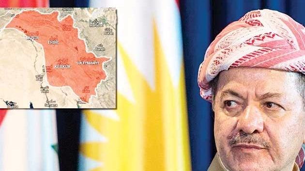 Mesud Barzani: Bağımsız Kurdistan'ın anahtarı artık elimizde