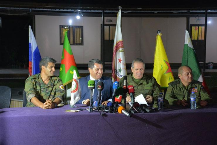 Suriye Ulusal Diyalog Kongresi Ocak'ta: Rusya YPG'de kararlı