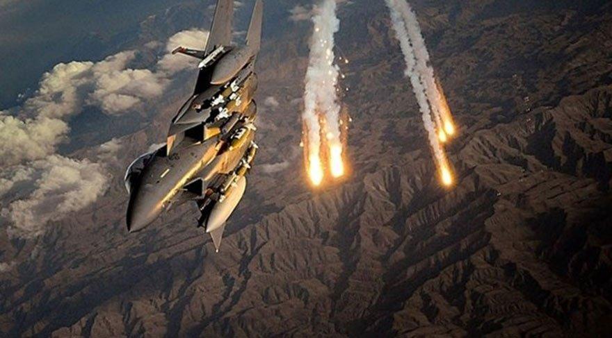 TSK'dan Zap, Avaşin ve Baysan'a hava saldırısı