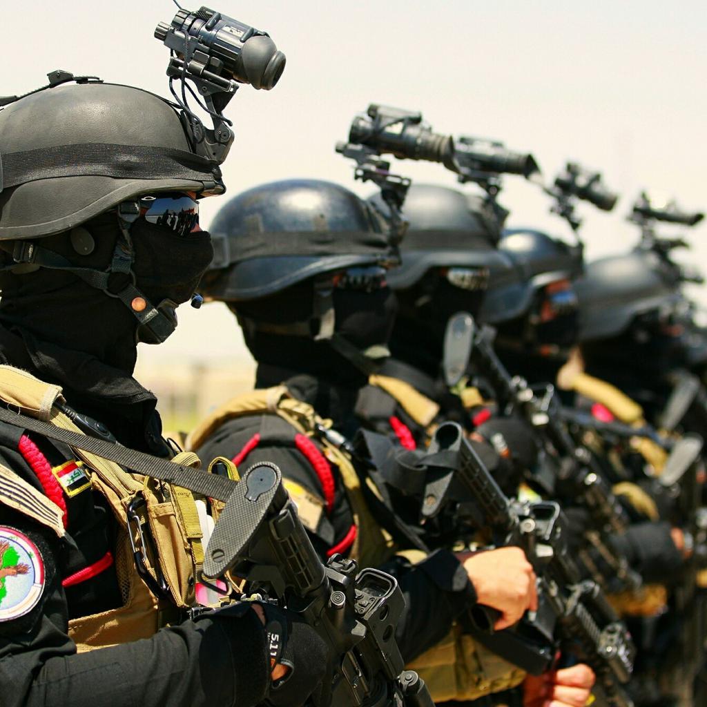 Gönüllüler Kerkük'te yine Irak ordusunu vurdu!