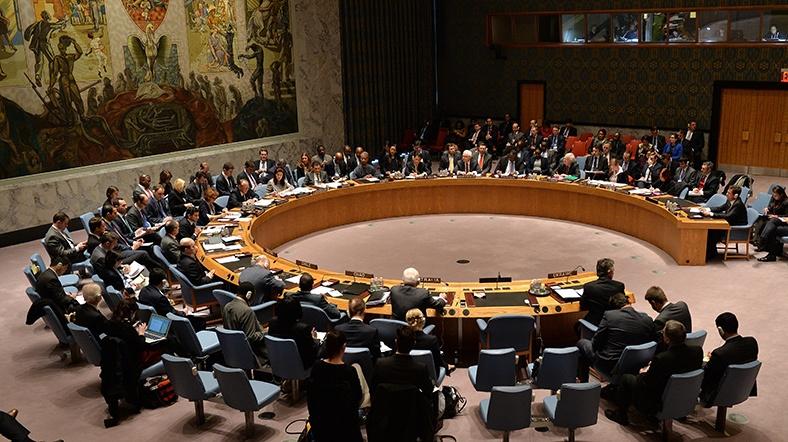 ABD, BMGK'nin Kudüs kararını veto etti!