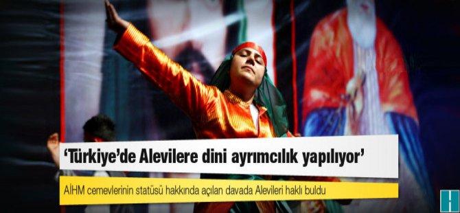 AİHM: Türkiye'de Alevilere dini ayrımcılık yapılıyor