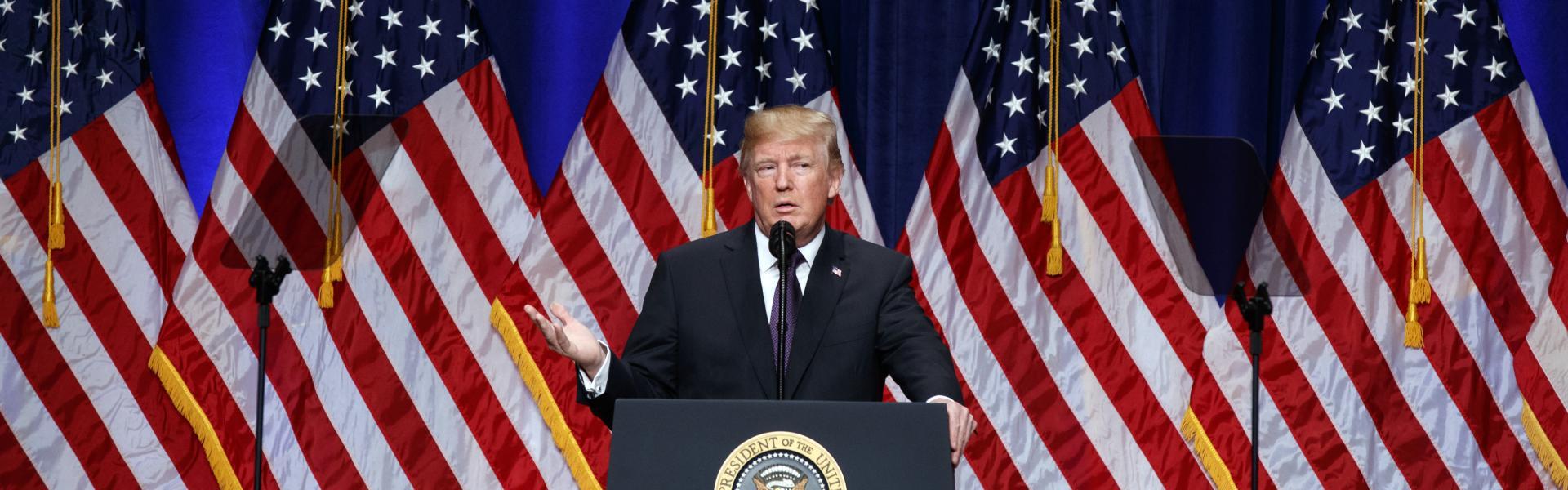 Trump, ulusal güvenlik stratejisini açıkladı: Rusya ve Çin rakip devletler