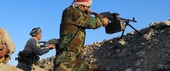 Mahmur'da Pêşmerge ile DAIŞ arasında çatışma!