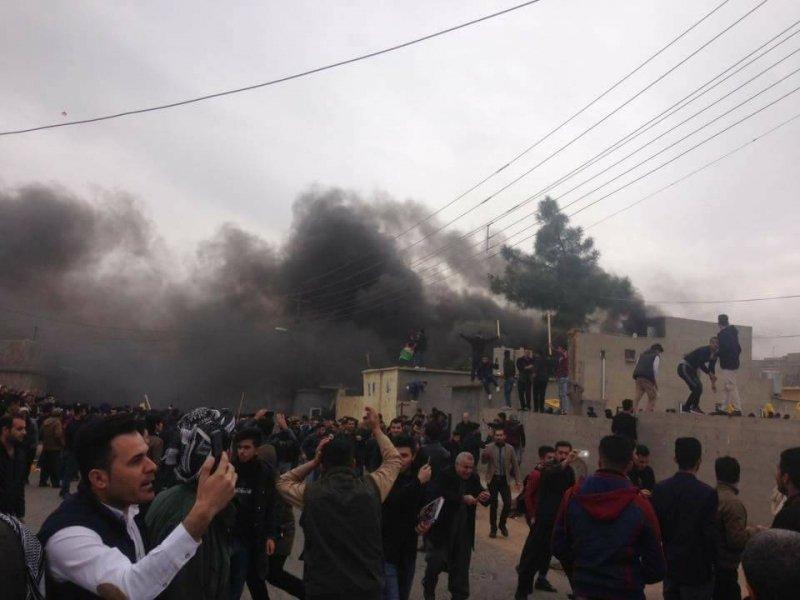 Neçirvan Barzani, YNK ve KDP'den eylem açıklamaları