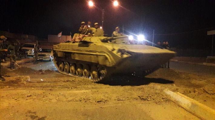 Video- Kerkük'te Irak ve Haşdi Şabi'ye ağır darbe!