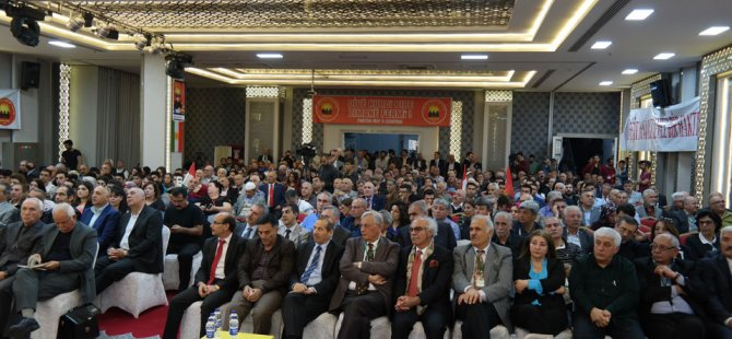 HAK- PAR  Kongresi Sonuç Bildirisi ve Meclisi