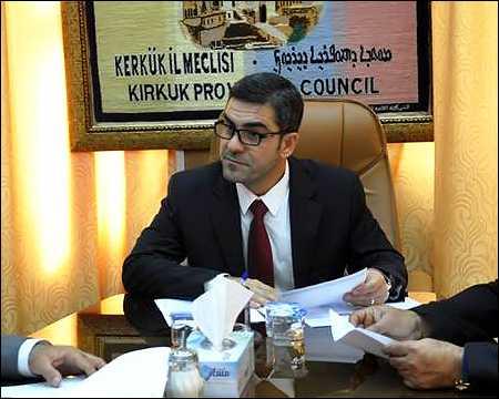 Rebwar Talabani'den Abadi'ye Kerkük Meclisi mektubu