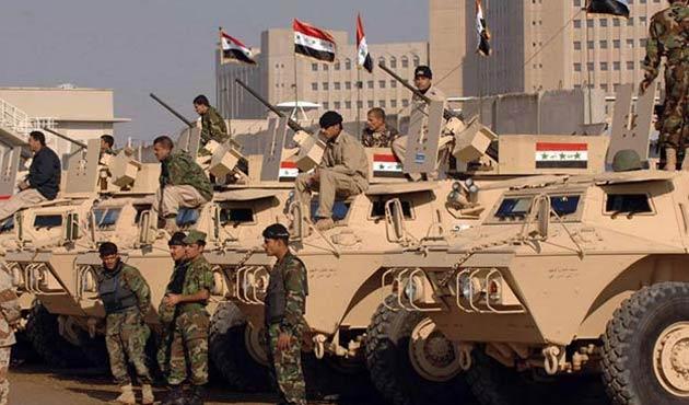 Anlaşma sağlandı.Iraklı güçler 2003 sınırına çekiliyor!
