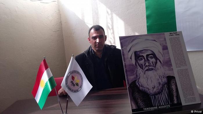 Cevdet Ayaz, BM'nin uyarılarına rağmen iade edildi!