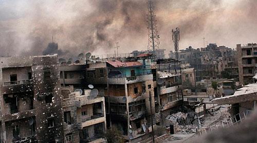 Suriye savaşının 2017 bilançosu: 39 bin can
