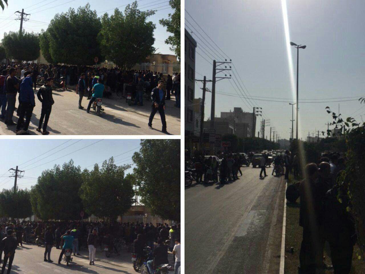 Video/ İran'da gösteriler yayılıyor