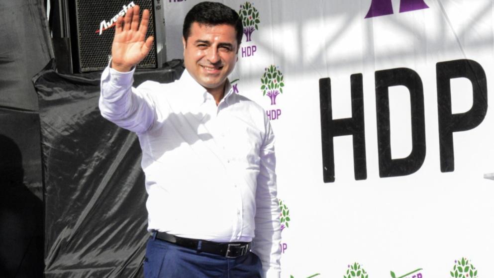 Alman Bild Gazetesi Demirtaş'la röportajını Türkçe yayınladı