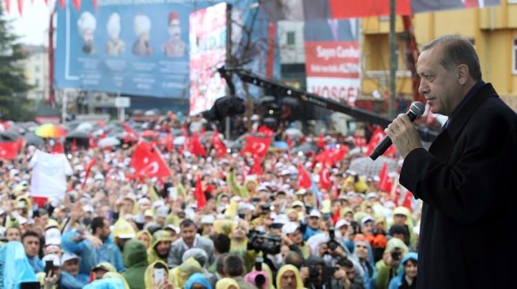 Erdoğan'dan ABD'ye Efrin tehdidi: Ayağımıza dolanmayın!