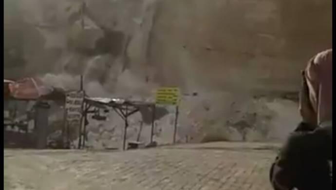 12 bin yıllık Hasankeyf yine bombalanıyor!