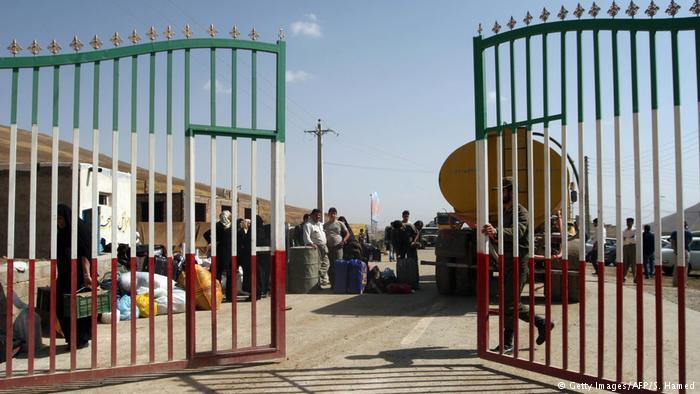 İran IKBY'ye sınırlarını yeniden açtı