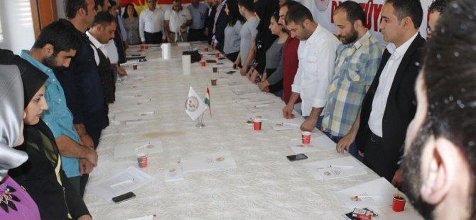 PAK Gençlik Temsilcileri Diyarbakır'da Toplandı