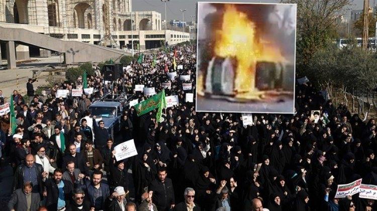 İran Devrim Muhafızları'ndan 'gösteriler bastırıldı' iddiası