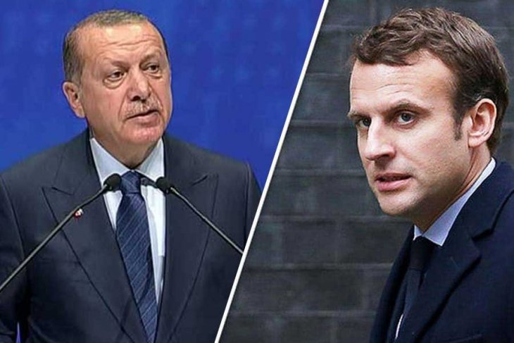 Erdoğan'ın Paris ziyareti öncesi Kalın'dan AB'ye yeşil ışık