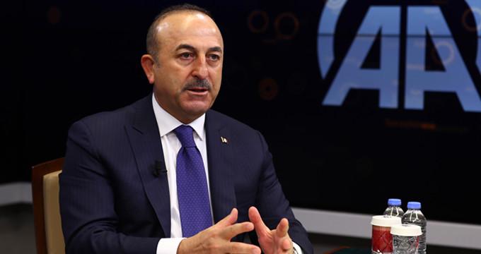 Çavuşoğlu:Süreç normalleşirse Erbil'le hiçbir sorunumuz yok