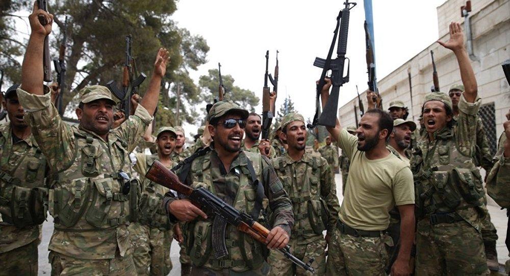 ÖSO İdlib'te geri çekiliyor iddiası