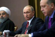 Soçi'ye günler kala Türkiye-Esad/Rusya gerginliği!