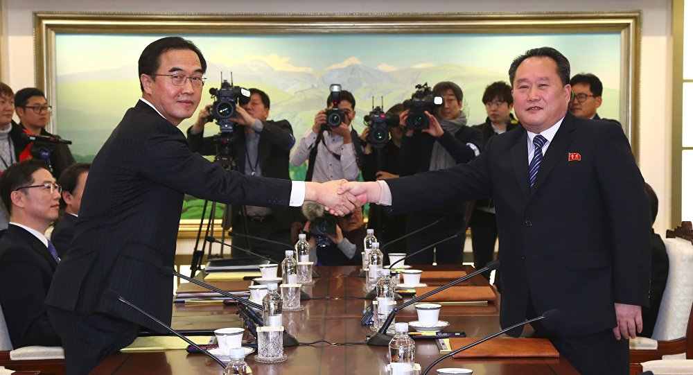 Kuzey Kore, Güney Kore'deki Kış Olimpiyatları'na katılacak