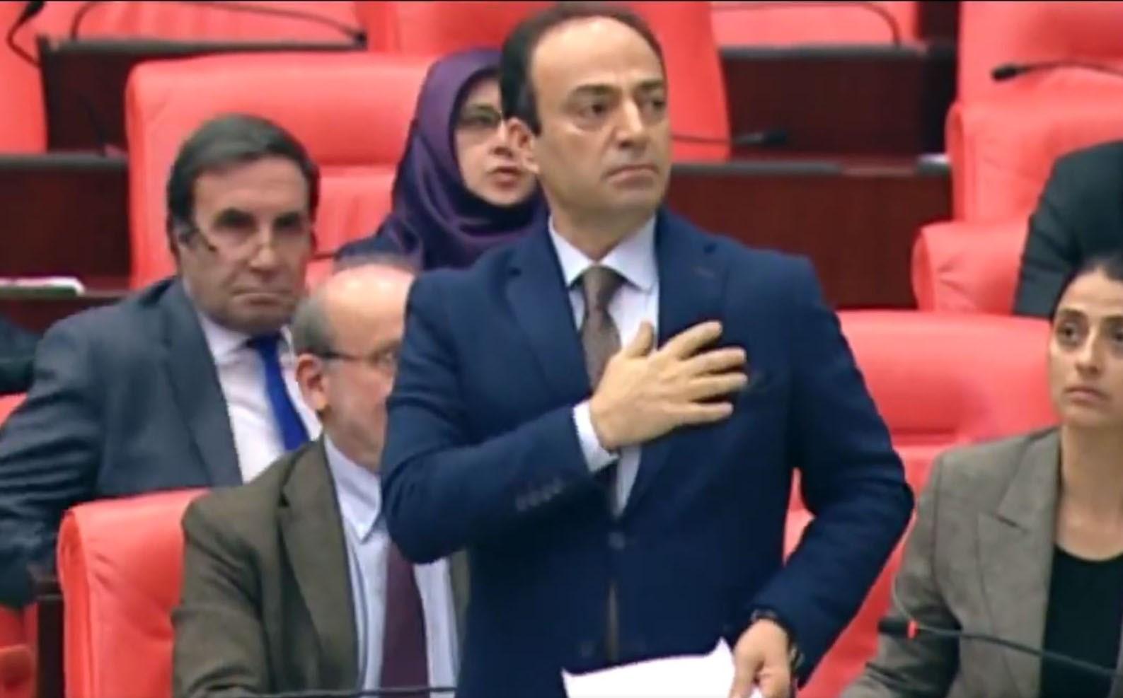 Baydemir'e 'Kürdistan' cezası AYM'de