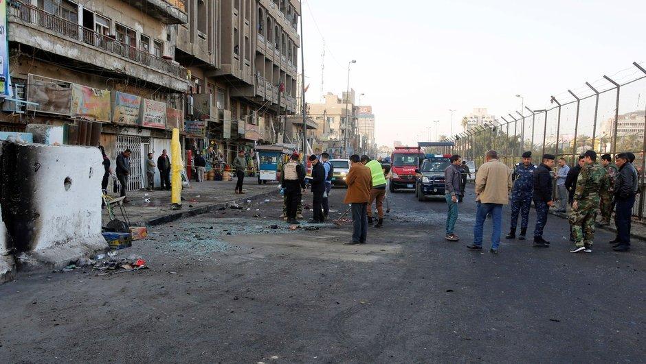 Bağdat'ta patlama: 38 ölü!