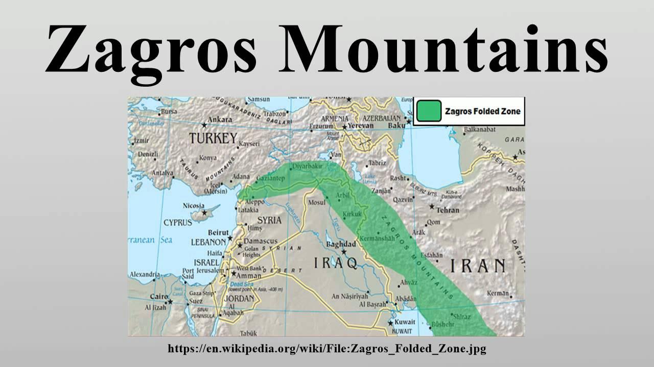 Zagros Bölgesi modern insanın ilk ortaya çıktığı yer olabilir