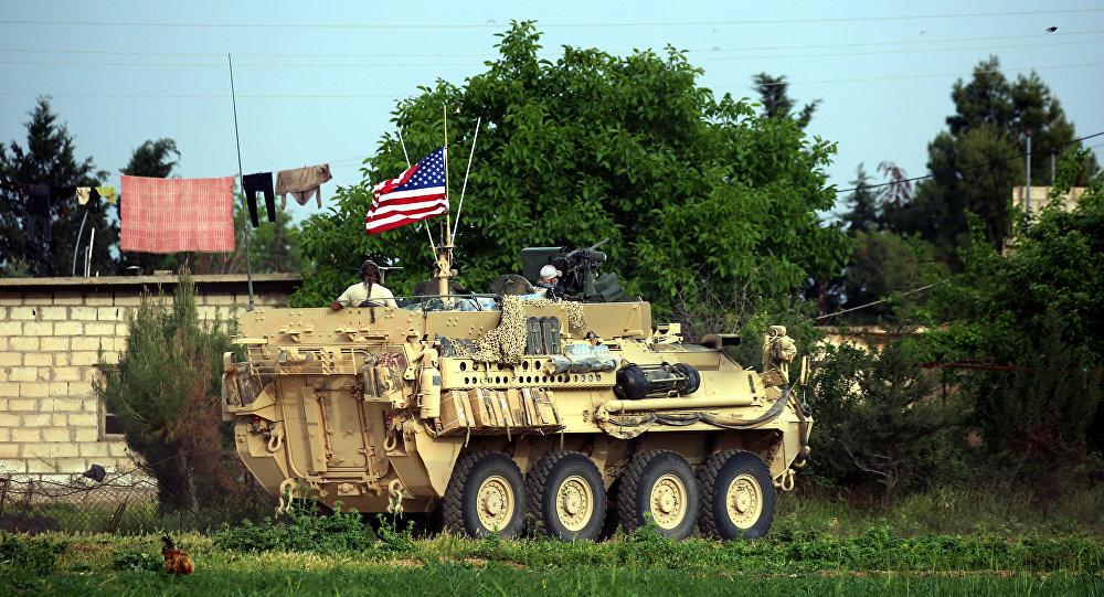 ABD start verdi: Sınır Güvenlik Gücü'nün eğitimine başlandı!