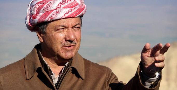 Mesut Barzani çağrı yaptı: Katliamları durdurun!