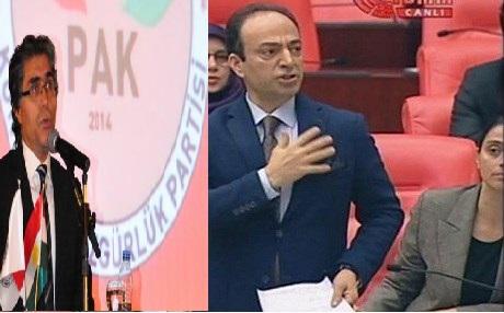PAK: Osman Baydemir'e Kürdistan sözcüğünü kullanmasından dolayı verilen para cezasını kınıyoruz