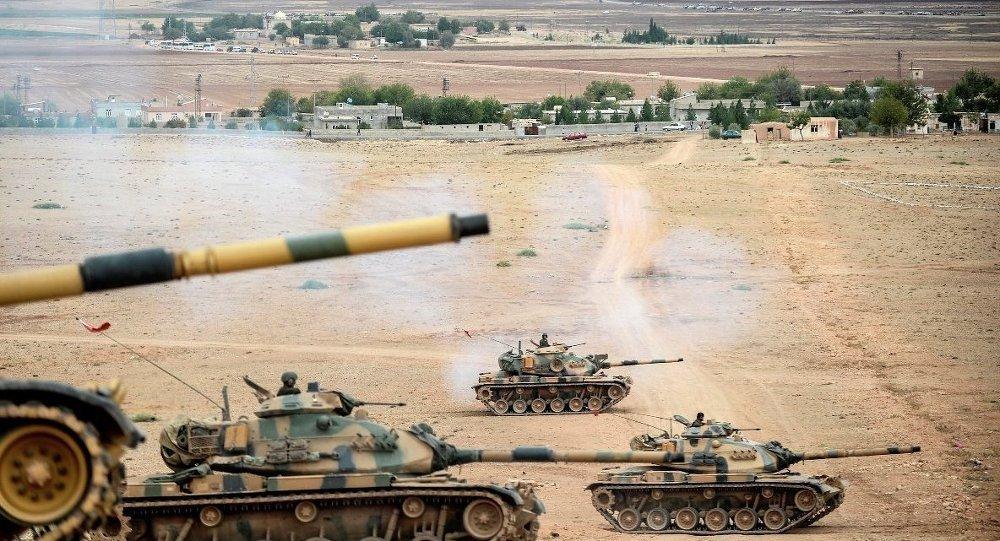 PYD: Sınır güçleri, Türkiye ve Suriye'nin tehditlerine yönelik