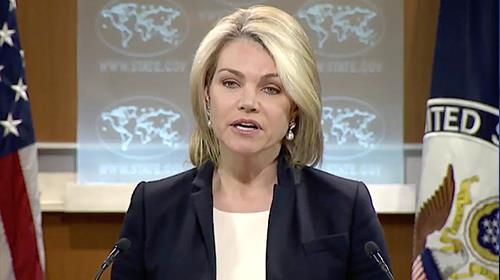 Neuert: Faaliyetlerimiz Suriye'nin iç işleriyle alakalı!