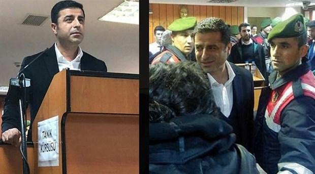 Demirtaş, Soylu'ya hakaret davasından beraat etti
