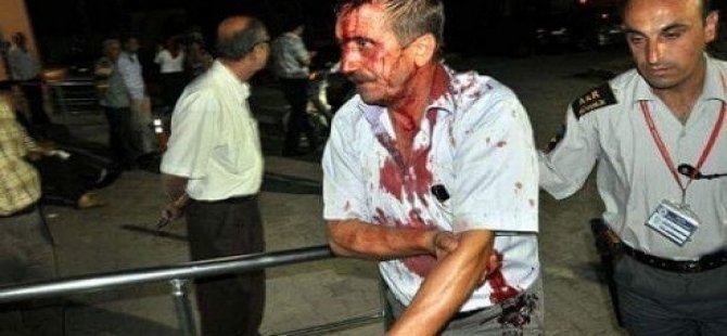 Kürt işçilere ırkçı saldırılar